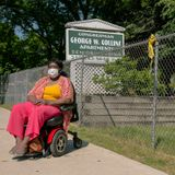 Seniors In Low-Income Housing Live In Fear Of COVID Infection
