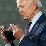 Biden Says He'd Use Executive Powers to Force People to Wear Masks in Public