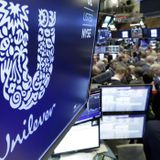 Facebook and Twitter stocks dive as Unilever halts advertising