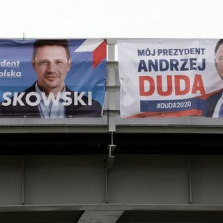 Tight Polish Election Featuring Trump Ally Seen as Political Bellwether