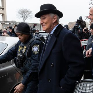 Judge Orders Trump Adviser Roger Stone to Report to Prison by July 14
