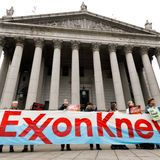 Minnesota Sues Exxon and Koch Industries for '30-Year Campaign of Deception' on Climate