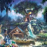 Disney's Splash Mountain to get 'Princess and the Frog' makeover