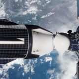 NASA says the SpaceX Crew Dragon module parked at the ISS is generating way more power than expected