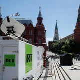 Russian Info Ops Putting US Police in Their Crosshairs
