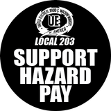 CONTINUE HAZARD PAY FOR ESSENTIAL WORKERS AT CITY MARKET CO-OP