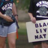 Protesters march from Livonia to Lansing in support of Black Lives Matter movement