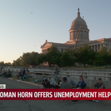 Rep. Kendra Horn sends letter to Gov. Stitt asking how to assist unemployment problem