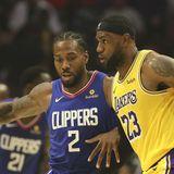 LeBron James, Kawhi Leonard top list for U.S. team at 2020 Olympics