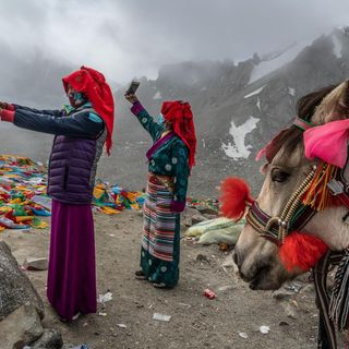 A water crisis looms for 270 million people as South Asia's glaciers shrink