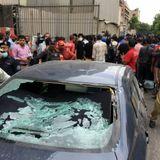 Karachi Terror Attack: Pakistan Stock Exchange Comes Under Gun and Grenade Attack, Nine Killed