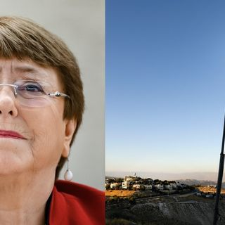 UN human rights chief fears 'disastrous' consequences if Israel proceeds with West Bank annexation
