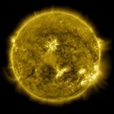 Watch this epic NASA 10-year time-lapse video of our sun's fiery adventures