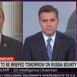 "Schiff says it's ""unfathomable"" Trump would invite Putin to G7 if he knew of Russian bounties"