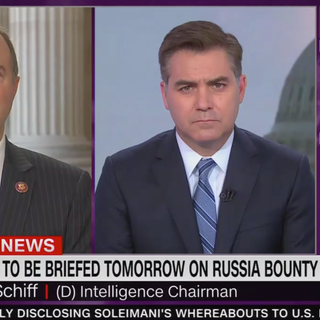 """Schiff says it's """"unfathomable"""" Trump would invite Putin to G7 if he knew of Russian bounties"""