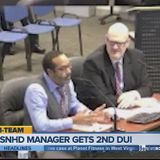 I-Team: SNHD manager faces criminal charges, including his 2nd DUI