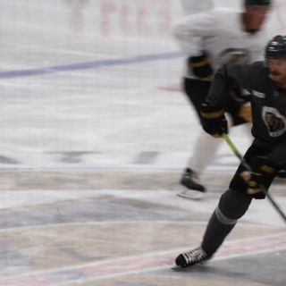 Golden Knights keep up Phase Two workouts at City National Arena