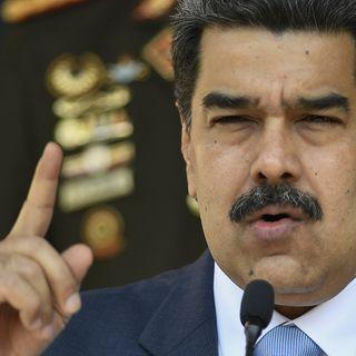 Venezuela's Maduro orders EU envoy to leave after sanctions