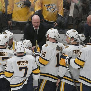 With these Predators, anything is possible, even the No. 1 pick in NHL Draft | Estes