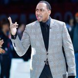 Stephen A. Smith receives the first technical foul in NBA Celebrity Game history