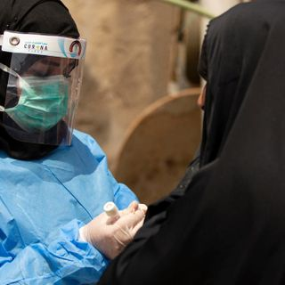 Iraq virus spike risks pushing strained doctors over the edge - France 24
