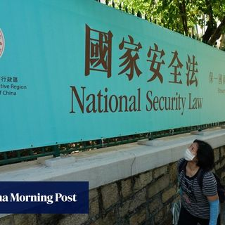 Hong Kong adopts national security law hours after Xi Jinping signs legislation