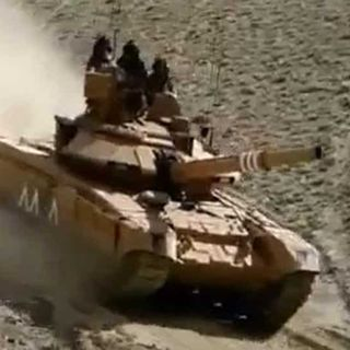India deploys T-90 tanks in Galwan Valley after China's aggressive posturing at LAC