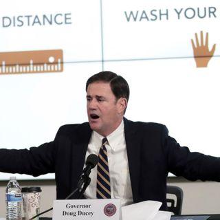 Arizona Issues New Shutdown Order As Coronavirus Cases Spike