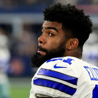 Ezekiel Elliott threatens to sue Sports Illustrated over weed story controversy