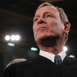 Roberts Sides with High Court's Left Bloc to Safeguard Abortion   National Review