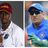 'But You Banned MS Dhoni From Wearing His Army Insignia Gloves' – Fans Question ICC on Windies' Black Lives Matter Logo on Jersey
