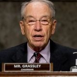 Sen. Grassley said Fox News failed Trump with second-term agenda question, isn't working to get him reelected
