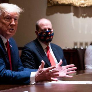 Even Fox & Friends Is Begging Trump to Wear a Mask