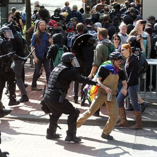 Liberal America has a political violence problem