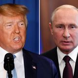 Trump and Putin spoke FIVE TIMES in just three weeks in an 'unusual amount of communication', report claims