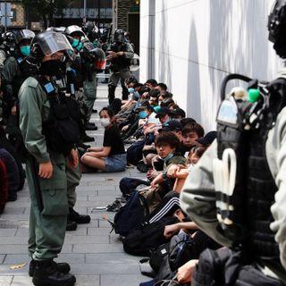 China Swallows Hong Kong   National Review