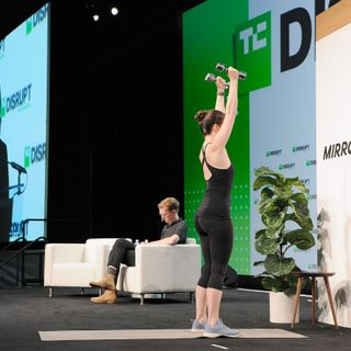 Lululemon set to acquire home fitness startup Mirror for $500M – TechCrunch