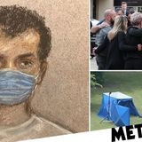 Reading terror suspect shouted 'Allahu Akhbar' as he chased victims, court hears
