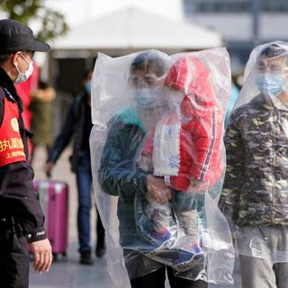 China is literally cleaning its money to stop the spread of coronavirus