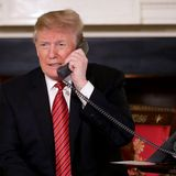 """President Trump is """"near-sadistic"""" in phone calls with women leaders: report"""