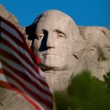 No social distancing planned for Trump Rushmore visit