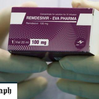 United States buys up virtually entire global supply of key coronavirus drug remdesivir