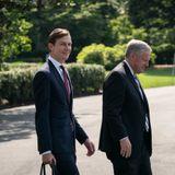 Scoop: Trump regrets following Jared Kushner's advice