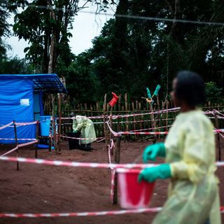 We finally have an Ebola vaccine. And we're using it in an outbreak.