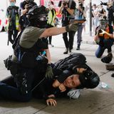 Hong Kong Police Make First Arrests Under New Beijing-Imposed Security Law