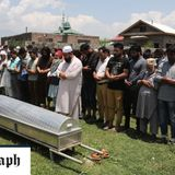 BJP spokesperson denounced after mocking photo of dead Kashmiri citizen