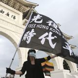 Taiwan Opens Office to Help People Fleeing Hong Kong in Wake of National Security Law