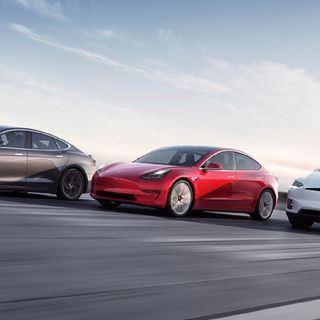 Tesla Model 3 leads industry in value retention, barely loses any value after a year