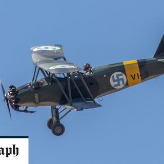 Finland's air force drops swastika emblem after century in use