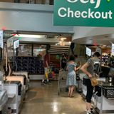 Why you might see fewer workers in grocery stores, even after the pandemic | Inga Saffron